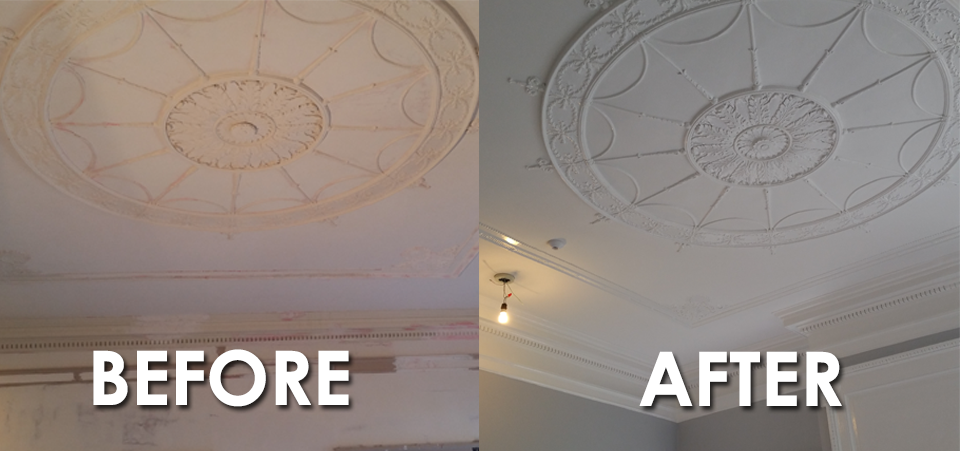 Ornamental Plaster Restoration
